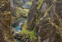 """Iceland / I'll be discovering Iceland next summer, and I just can't wait. I gather here some impressions from """"the land of ice and snow, of the midnight sun where the hot springs flow""""..."""