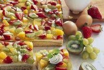 Früchte Kuchen