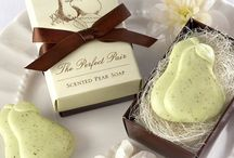 Soaps, Flavours and Candles / Smells.