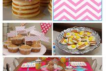 Birthday Party ideas / by Stephanie Haynes