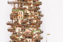 Miniatuur Architecture