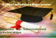 Scholarships for International Students / scholarshipsbar.com is an updated listing of scholarships for people who seek financial help to pursue higher studies at college, university level, and for those who like to participate in training program and to those who who like to conduct research either in their country or abroad.  Our aim is to help people find opportunities for higher education and become agents of change in their own countries and the rest of the world.