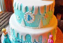gâteau expressifs