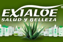 SALUD Y BELLEZA / Te presento productos de EXIALOE que levantan las defensas fortaleciendo el sistema inmunológico, mejorando tu salud y cuidando tu belleza.  DISTRIBUIDORES INDEPENDIENTES. CONTACTA CONMIGO: https://www.facebook.com/irelfaustina  a través de mi nº de distribuidor: http://www.exialoe.es/?promoc=16712FB