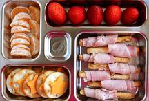 school lunch ideas / by Sherri Cox