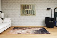 That rug really tied the room together / Rugs / by M Boh