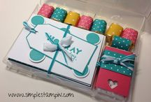 Stampin' Up Class Ideas
