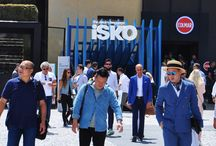 "ISKO I-SKOOL™ ""The Winner Cellar"" - Pitti Immagine Uomo - June 2016 / ""The Winner Cellar – a selection of talents and denim innovation by ISKO™"" June 14th to 17th 2016 at ""Sala delle Grotte"", during Pitti Uomo in Florence. The showcase was laid out in two areas: one unveiling the most innovative ISKO™'s denim concepts and technologies, while the other displying the unique garments created by some of the of the previous ISKO I-SKOOL™ winners."