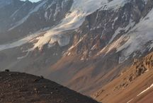Expeditions in the Andes