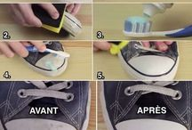 astuce chaussures