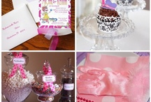 Party Ideas / by Jill Gibson