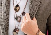 Jewelry to make / by Nicki Tippett