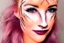 Halloween /  Makeup