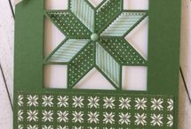 Christmas Quilt Stamp Set