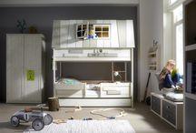 Scandinavian style for children's rooms