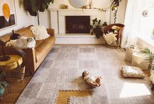 Baby Girl Nursery Ideas / Searching for baby girl nursery ideas? So are we! Whether you're looking for girly nurseries that are pink, grey, rustic or vintage - check this space for some of the most inspiring spaces for little girls.