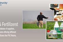 Chemical & Fertilizers