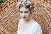 Marriage take two / Style Edwardian 1930'style Bohemian
