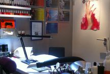 Nagelstudio / Nagelsalon, studio, nagels