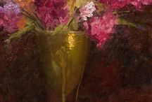 art - oil / by Yelena Shabrova