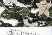Boze Narodzenie szydelko