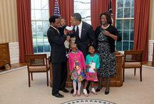 I love my President / by Rhonda Sterling