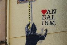 Street Art or Bust!! / by Alina Hubchik