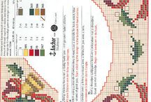 Krížikové vyšívanie-Vianoce / Vianoce