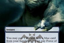 Cards para proxy