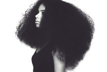 Hair inspiration / Lovely natural hair / by Angela