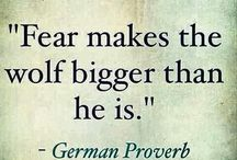 Proverb Sprichwörter Sprüche....