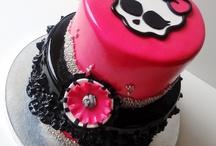 {Sweet Table} Monster High