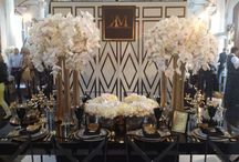 Wedding inspiration - Great Gatsby