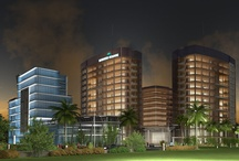 Business Square / Premium office spaces. A new age commercial complex with a 5 star hotel at sector 82A, New Gurgaon.