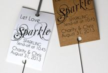 Wedding Favours / We are pinning ideas that we like - and that we can print / create for your wedding