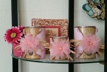 Altered Tins or Tin Cans / by Our Sassy Life Crafts
