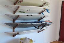 Surf állvány
