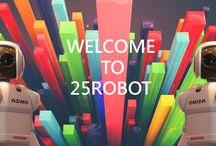 Website - www.25robot.com / My robotics blog - www.25robot.com  http://www.25robot.com