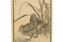 Hokysai / Hokysai, Хокусай, японская графика, гравюра