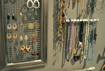 [Jewellery closet]