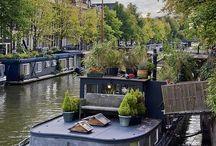 Boatys mc boardam / Boat homes