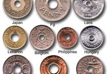 coins from countrys