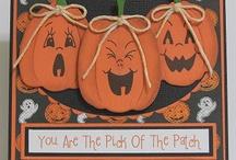 Halloween cards / by Sandy Kirbach