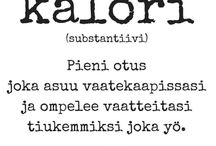 Ajatuksia suomeksi