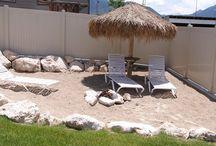 Pláž-doma