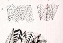 zentangle en doodles