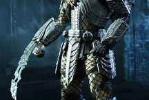 Predator / Sammlung für Motive für Tätowierung