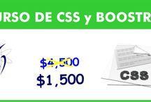 Curso de CSS - CSS3 - Bootstrap / Curso de CSS -.CSS3 - Bootstrap - Diseño Web