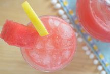 Drink Me: Agua Frescas and Lemonades / by Sara Heller