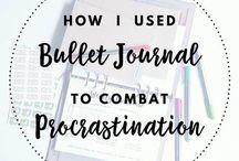 bullet journal.